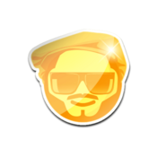 StuckOnAFeeling gold ava