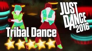 Just Dance 2016 - Tribal Dance