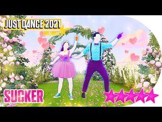 Just Dance 2021 (Unlimited)- Sucker - 5 stars