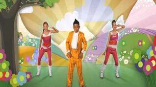 Mah Nà Mah Nà - Just Dance Kids 2 (Extraction)