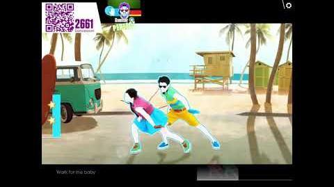 Cake By The Ocean (Earphones Version) - Just Dance Now