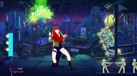 Fight Club - Just Dance 2018 (8th-Gen)