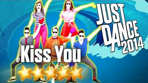 Kiss You (6-Player) - Just Dance 2014