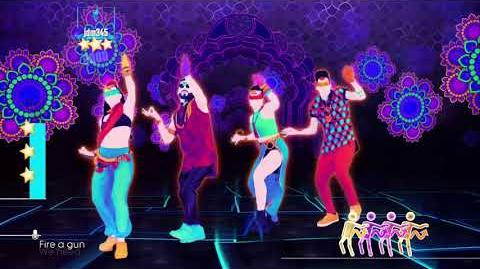 Lean On - Just Dance 2016