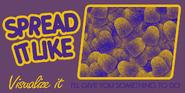 Peanut banner bkg