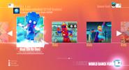 Blue jd2018 menu 7thgen