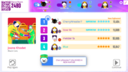Joone NOW score screen