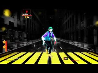 Just Dance 2020- Jorge Blanco - Risky Business (MEGASTAR)
