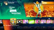 Samba jd2018 menu