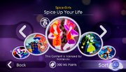 Spiceup jd2 store menu