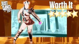 Worth It - Just Dance 2017 - Full Gameplay 5 Stars