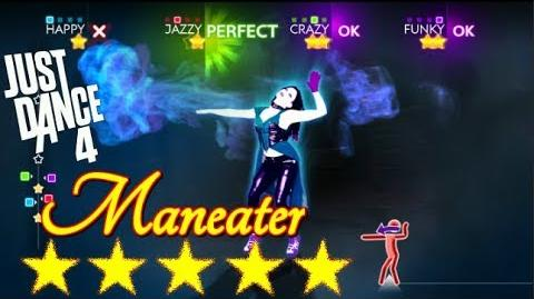 🎶 Just Dance 4 - Maneater (Nelly Furtado) 🎶