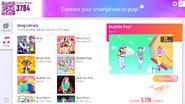 Bubblepop jdnow menu computer 2020