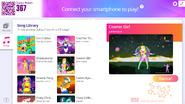 Cosmicgirl jdnow menu computer 2020