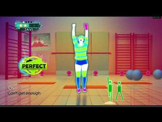I Was Made For Loving You Bbay (Sweat Version) Just Dance 3 5 starts