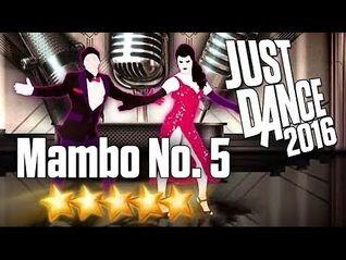Just Dance 2017 - Mambo No