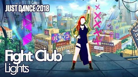 Fight Club - Just Dance 2018 (No GUI)