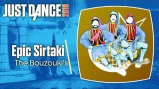 Just Dance 2018 (Unlimited) Epic Sirtaki
