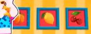 Larespuesta concalma fruit cameo