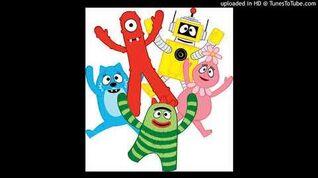 Yo Gabba Gabba! - The Robot Song