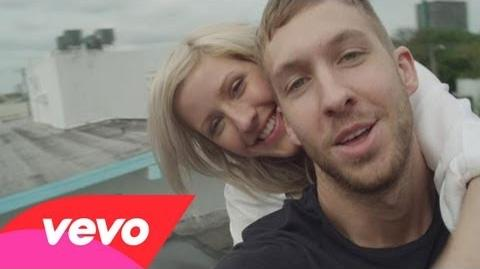 Calvin Harris - I Need Your Love ft
