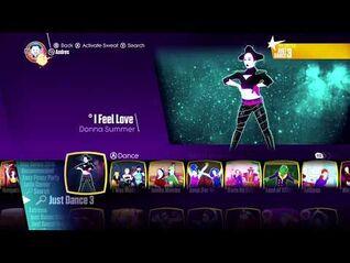 Just Dance 2018-I Feel Love (5Stars) -Superstar-