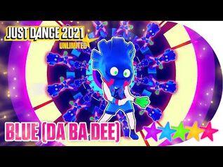 Just Dance 2021 Kids Mode- Blue (Da Ba Dee) - 5 stars