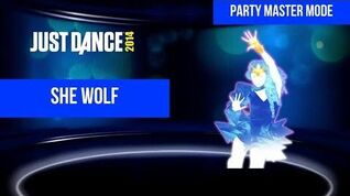 Just Dance 2014 She Wolf (Falling to Pieces) - Party Master Mode