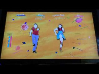 Just Dance 2019 (Unlimited) - 4 Player Versus - 99 Luftballons