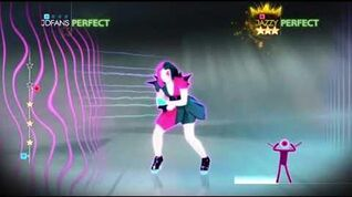 Just Dance 4 - Disturbia 5 stars