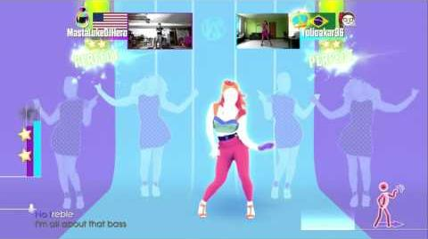 Just Dance 2016 World Video Challenge - All About That Bass