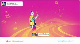 Just Dance 2020 (Unlimited) All You Gotta Do Is Just Dance 5*'s Gameplay