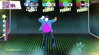 Just Dance Now Good Feeling - Alternate (5 stars)