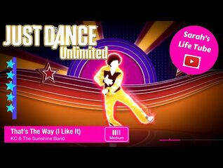 That's the Way (I Like It) - Just Dance 2021