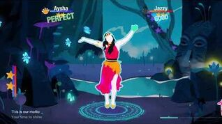 Just Dance® 2020 Shakira Waka Waka This Time for Africa (kids)