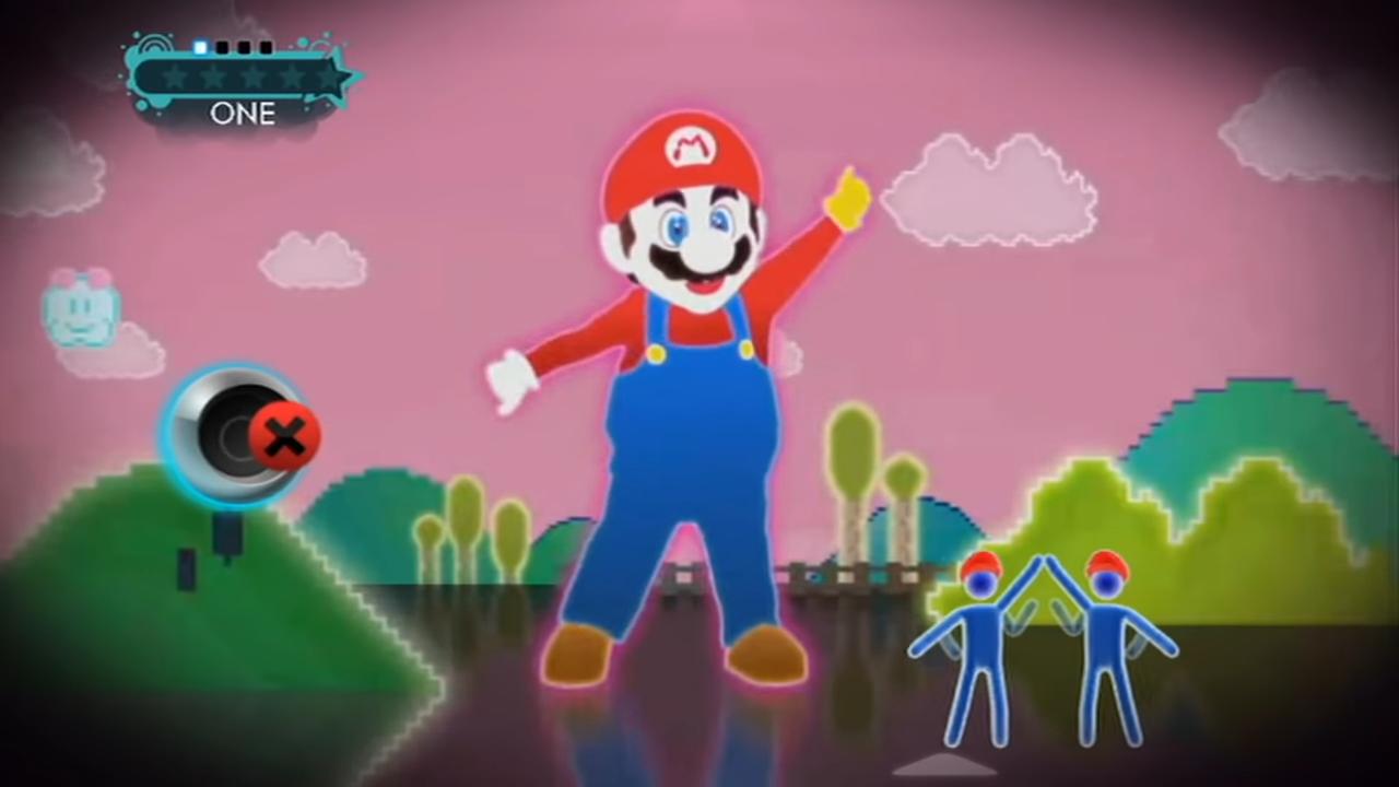 Just Mario