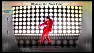 Blood On the Dance Floor - Michael Jackson The Experience (PS3)