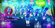 Blue promo gameplay
