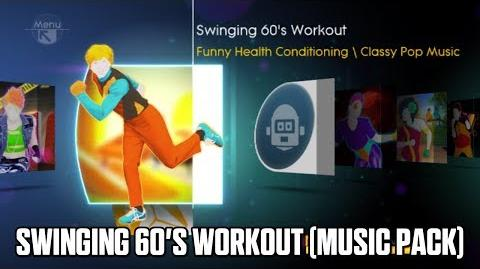Swinging 60's Workout (Music Pack) - Just Dance Music