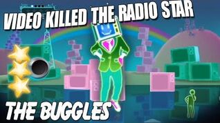 🌟 Just Dance 3 Video Killed the Radio Star - The Buggles 🌟