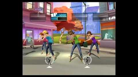 Bend and Snap - Dance on Broadway (Wii)