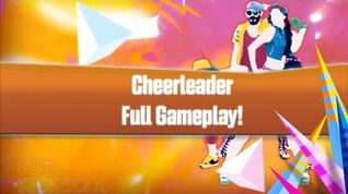 Cheerleader (Felix Jaehn Remix) - Just Dance Now (No GUI)