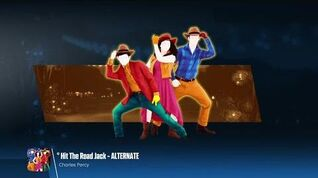Just Dance 2018 (Unlimited) Hit The Road Jack - Alternate (Versão trenzinho)