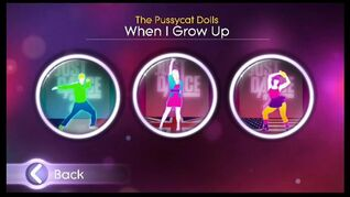 Just Dance 2 - When I Grow Up (Contest Winner 3)