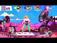 Just Dance Now- John Wayne by Lady Gaga (5 stars)