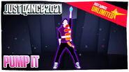 Just Dance Unlimited Pump It