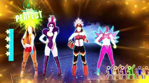 Pound The Alarm - Just Dance 2018