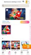 Bollywoodxmas jdnow menu phone 2020