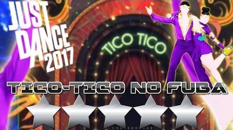 Just Dance 2017 - Tico-Tico No Fuba - 5 Stars - SUPERSTAR!!