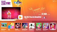 Biggirl jdnow menu new